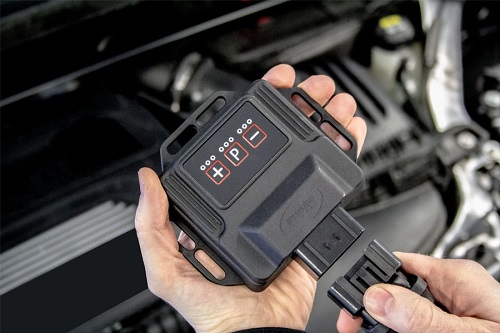 PowerControl X - DTE Systems Chip Tuning mit App Steuerung
