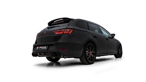 Seat Leon 5F remus Duplex Sport Exhaust