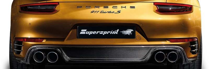 Swiss Tuning AG Porsche Duplex Supersprint